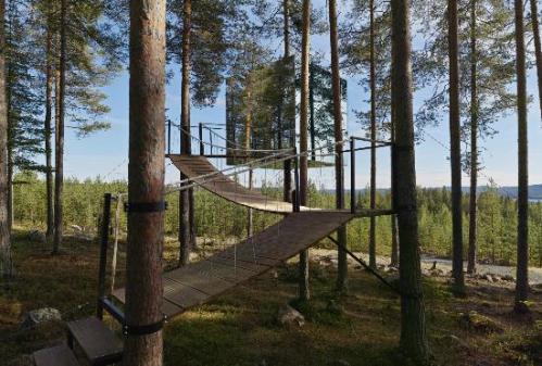 treehotel Boden-lapland-swedia