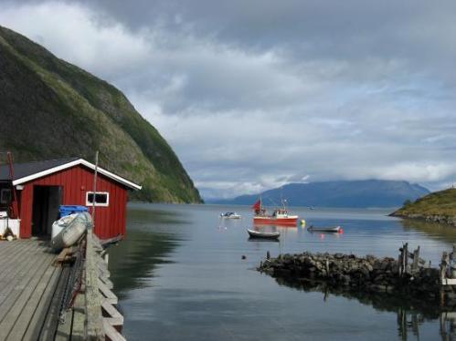 tromso-fjords